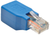 Cisco Serial Console Rollover RJ45 M/F Adapter -- N034-001