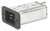 POWER ENTRY MODULE, PLUG, 20A -- 88K1890
