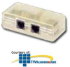 Leviton Ethernet Module for 5950 Surge Protector -- 5952 -- View Larger Image