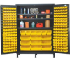 """Heavy-Duty All-Welded Storage Cabinets - 60"""" Wide - QSC-60S - Image"""