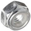 Nylon Insert Nuts - Plain Flange - Metric - DIN 6926 -- Nylon Insert Nuts - Plain Flange - Metric - DIN 6926