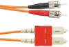 Fiber Cable Assemblies : Patch Cords, Interconnects and Pigtails : Duplex -- NKF5GL022-SM01