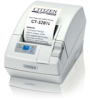 Citizen CT-S281 Direct Thermal Printer - Monochrome - D.. -- CT-S281UBU-WH-PLM1