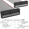 Rectangular Cable Assemblies -- A3DDB-3406G-ND -Image