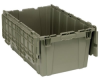 Heavy Duty Attached Top Tote Containers -- 53017