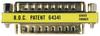 Compact/Slimline DB25 Gender Changer (M/M) -- P156-000 - Image