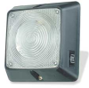 Square Dome Lamp with Switch -- 61221