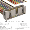 Rectangular Cable Assemblies -- M1KXK-2040K-ND -Image