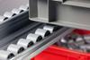 Steel Roller Conveyor D30, Grey -- 0.0.633.91 -Image