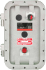 Across-Line Motor Starters, NEMA Heavy Duty Explosion Proof Starters With Start/Stop Pushbuttons Installed -- 14FUF32HCA1