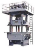 4 Post Metalforming Press with Hydraulic Cushion -- View Larger Image