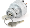 Pollak 31-106 4-Position Ignition Switch, PK-556 Code Keys, Lockout Feature -- 44064