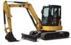 305D CR Mini Hydraulic Excavator - Image
