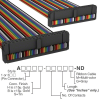 Rectangular Cable Assemblies -- A3DDB-4006M-ND -Image