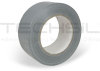 Techsil® 9061 Silver Utility Duct Tape 48mm x 50m -- PKTA00009 -Image
