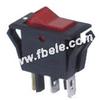 Single-pole Rocker Switch -- IRS-1-2B ON-OFF - Image