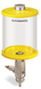 Yellow Color Key, Clear View Full Flow Manual Dispenser, 1 qt Acrylic Reservoir -- B5165-032ABYW -- View Larger Image
