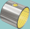 Inch DX™ Cylindrical Bushes -- 14DX16