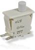 Pushbutton Switch, Single Pole, Panel Mount -- E/F6