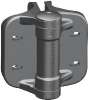 Spring Hinge for Round Posts & Fences, Heavy Duty -- 928105