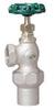 Lead Free* Brass Angle Meter Valve -- LFWAMV
