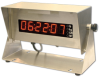Remote Scale LED Display (stainless steel) -- 1601 - Image