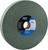 Norton® 39C100-IVK Vitrified Wheel -- 66253044379 - Image