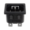 Power Entry Connectors - Inlets, Outlets, Modules -- 708-1338-ND -Image
