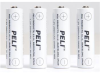 Pelican 2469P 4 pack NiMH Batteries -- PEL-2460-304-000 - Image