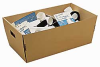 Corrugated Tote Trays -- 4403600