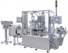 Fully-automatic Filling and Closing Machine for Bottles -- KUGLER FLEXOFILL / FLEXOCAP