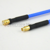 SMP Female to Mini SMP Female Cable FM-F086 Coax in 48 Inch and RoHS -- FMC2225085LF-48 -Image
