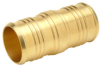 XL Brass Coupling - 1-1/2
