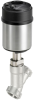Actuator for angle seat control valve -- 203514 -Image