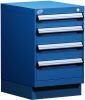 Stationary Compact Cabinet with Partitions -- L3ABD-2417L3C -Image