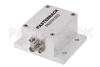 High Power 150 Watt RF Load Up to 3 GHz with SMA Female Chem Film Plated Aluminum -- PE6TR1003 -Image