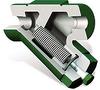 High Pressure Strainers -- Brand: Hydroseal