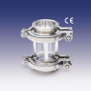 Clamp Type Sterile Visual Flow Indicator for Hygienic Applications -- CT-SVFI -Image