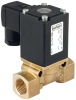 2/2-way-solenoid valve; direct acting -- 24493 -Image