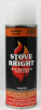 Heat Resistant Coating Stove Bright Medium Temp Clear Aerosol -- 1A53H001