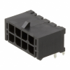 Rectangular Connectors - Headers, Male Pins -- 732-4895-5-ND