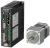 AlphaStep Closed Loop Stepper Motor and Driver with Built-in Controller (Stored Data) -- AR66ACD-PS7-3