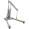 Stainless Steel Adjustable Leg Crane -- HP2000A
