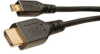 HDMI to Micro HDMI Cable with Ethernet, Digital Video with Audio Adapter (M/M) 3-ft. -- P570-003-MICRO - Image