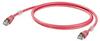 Passive Industrial Ethernet Assembled Cable - Cabinet Line Patch Cable -- IE-C6FP8LR0020M40M40-R