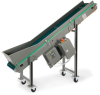 Conveyor Belt Systems for the Protection of Comminution Machines -- PLASTICON-S