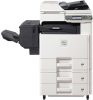 25/25 ppm Color Multifunctional Printer with Standard Network Print, Copy and Scan -- ECOSYS FS-C8525MFP - Image
