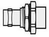 RF Connectors / Coaxial Connectors -- RBD-50-S-02 -Image