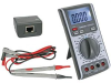 3-in-1 Multimeter w/ RJ45 & Phone Line Tester -- 603576