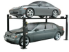 Commander 7000X Portable Four-Post Parking Lift -- 1375644